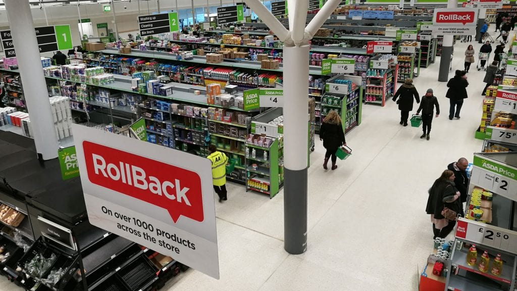 ASDA uses StoreView®in its store design process by CADS