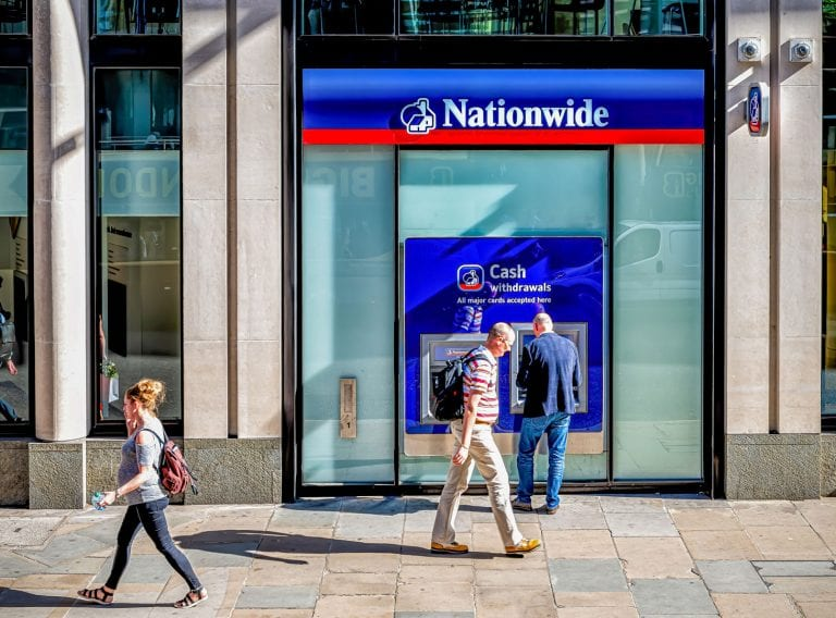 Managing Nationwide Building Society's asset information