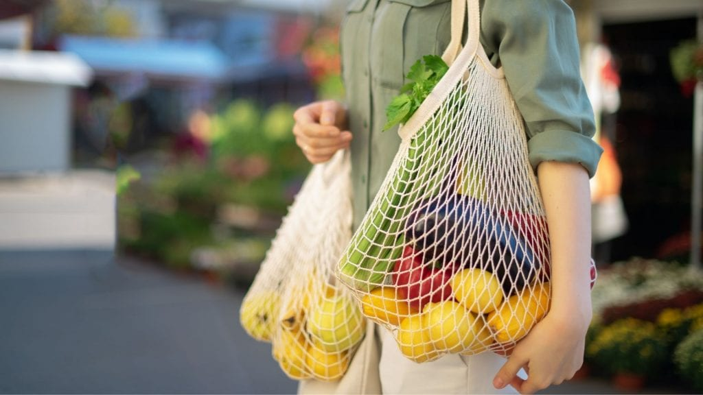 Sustainability in retail stores