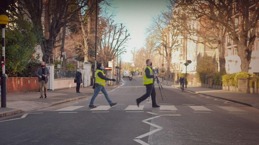 CADS Surveyors at Abbey Road
