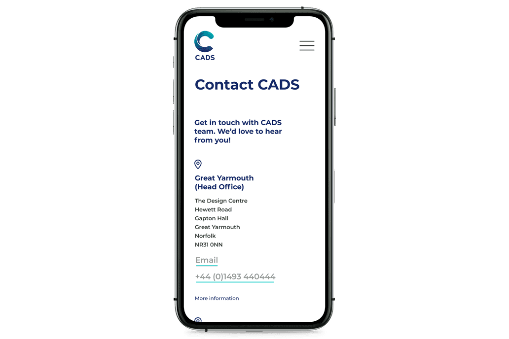 contact CADS