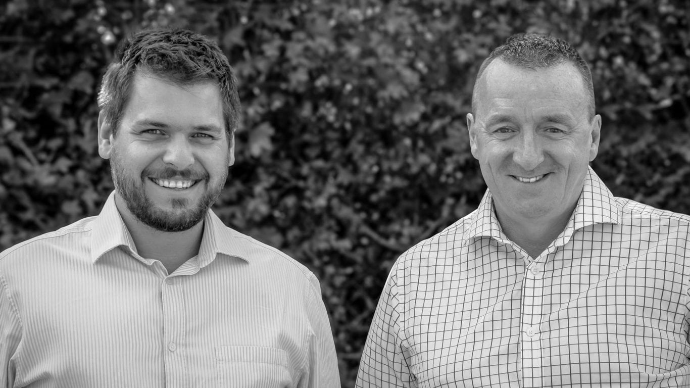 CADS directors, Aaron Wright and Guy Moates